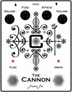 The Cannon dual fuzz
