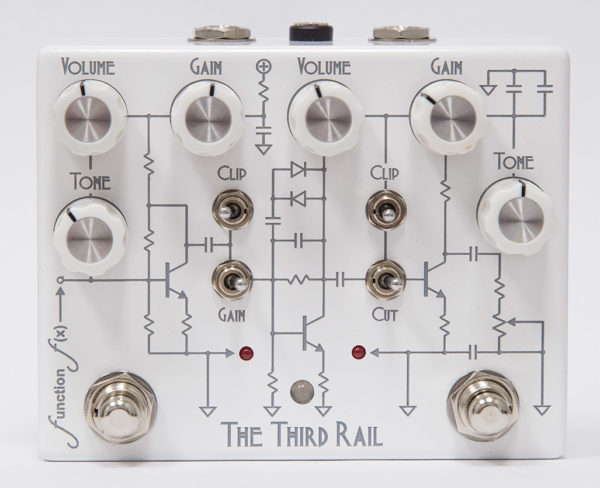 The Third Rail Dual Overdrive